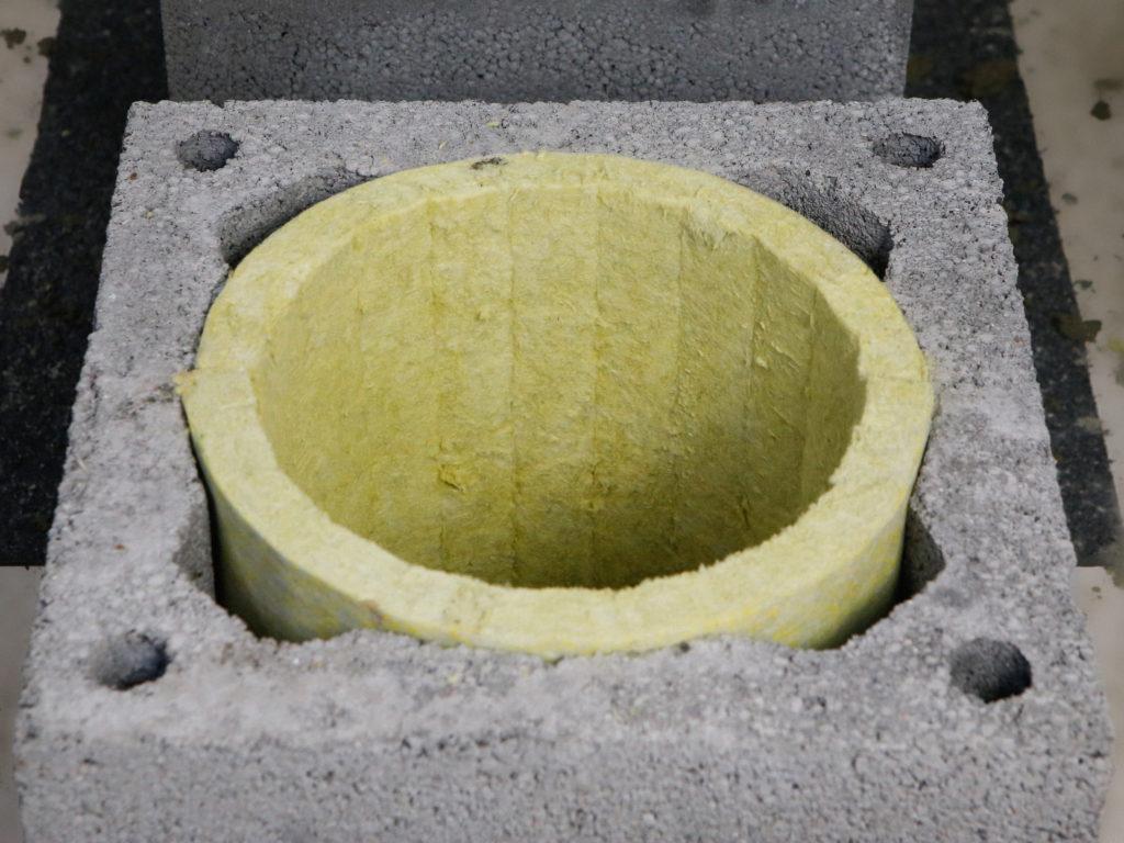 wełna do kominów